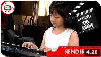 Kesya - Behind The Scenes Video Klip Sendiri - TV Musik Indonesia